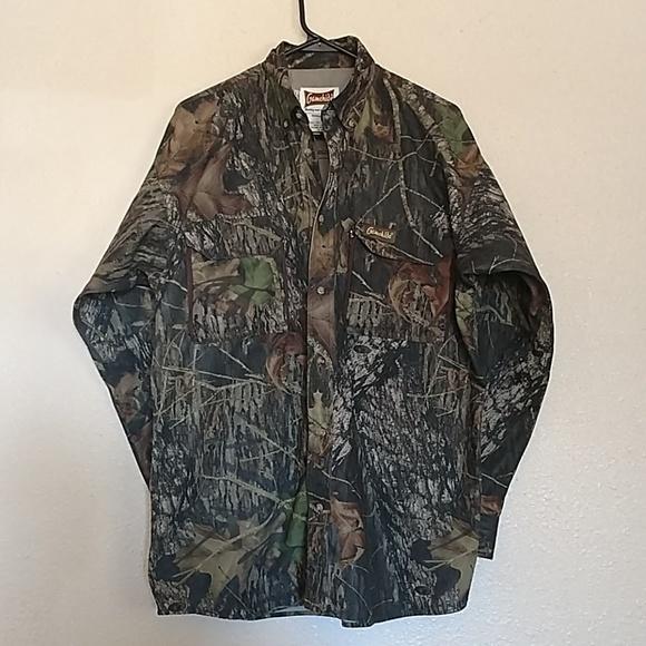 e8605c30f8074 Mossy Oak Shirts | Gamehide Camo Shirt | Poshmark
